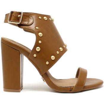 Sapatos Mulher Sandálias Gold&gold A19 GZ01 Castanho