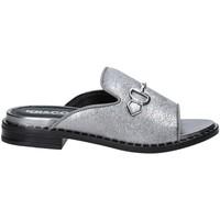 Sapatos Mulher Chinelos IgI&CO 3184033 Cinzento