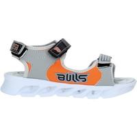 Sapatos Criança Sandálias Bulls S19-SBL838 Cinzento