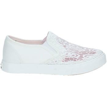 Sapatos Criança Slip on Miss Sixty S19-SMS321 Branco