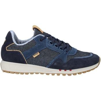 Sapatos Homem Sapatilhas Wrangler WM91051A Azul