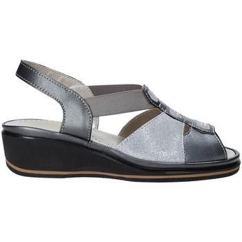 Sapatos Mulher Sandálias Grunland SA1412 Cinzento