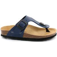 Sapatos Criança Chinelos Grunland CB0926 Azul
