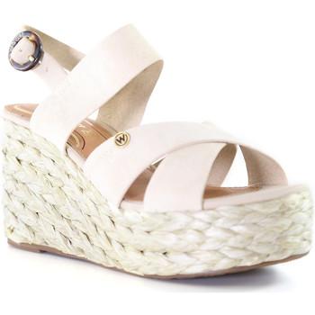 Sapatos Mulher Sandálias Wrangler WL01501A Rosa