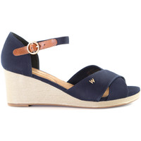 Sapatos Mulher Alpargatas Wrangler WL01520A Azul