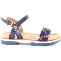 Sapatos Mulher Sandálias Wrangler WL01560A Azul