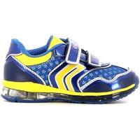 Sapatos Criança Sapatilhas Geox B5484A 0BC14 Azul