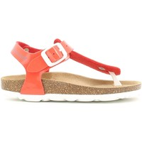 Sapatos Rapariga Sandálias Grunland SB0031 Laranja