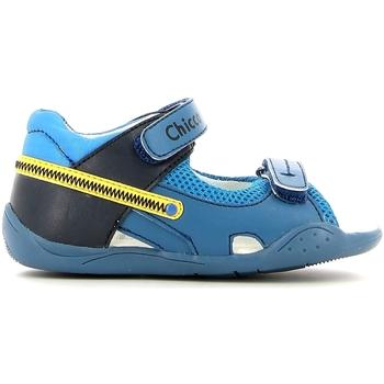 Sapatos Criança Sandálias Chicco 01055573 Azul