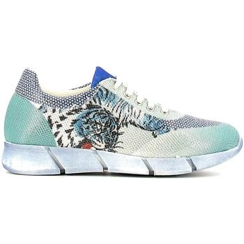 Sapatos Criança Sapatilhas Crazy MK6210F6E.J Azul