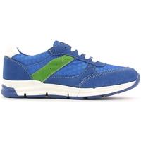 Sapatos Criança Sapatilhas Crazy MK6020F6E.C Azul