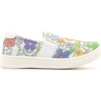 Sapatos Criança Slip on Crazy MK1063B6E.X Branco