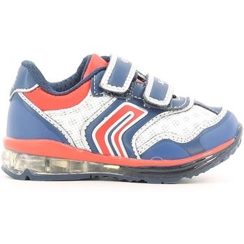 Sapatos Criança Sapatilhas Geox B5484A 05014 Azul