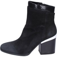 Sapatos Mulher Botins Hogan BK687 Preto