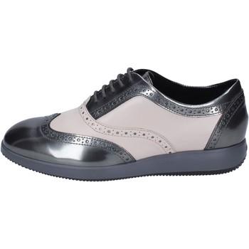Sapatos Mulher Richelieu Hogan BK703 Cinza