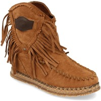 Sapatos Mulher Botins Ainy JH20-78 Camel