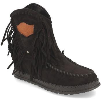 Sapatos Mulher Botins Ainy JH20-78 Negro