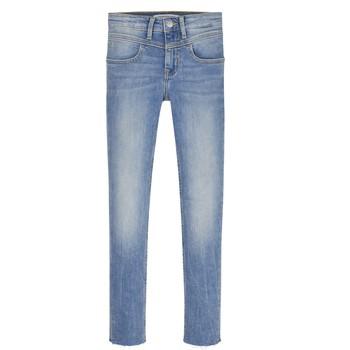 Textil Rapariga Gangas Skinny Calvin Klein Jeans SOLILA Azul