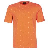 Textil Homem T-Shirt mangas curtas Scotch & Soda 160854 Vermelho