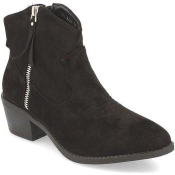 Sapatos Mulher Botins Festissimo Y328-23 Negro
