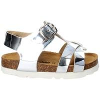 Sapatos Rapariga Sandálias Bamboo BAM-215 Cinzento