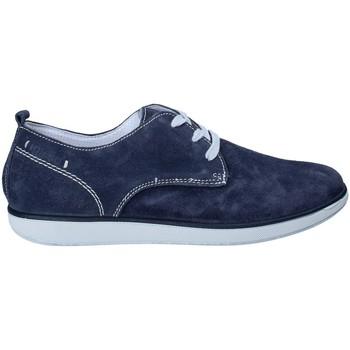 Sapatos Homem Sapatilhas IgI&CO 1124 Azul