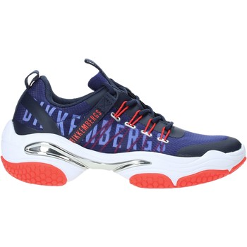 Sapatos Homem Sapatilhas Bikkembergs B4BKM0039 Azul