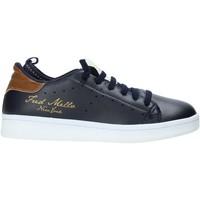 Sapatos Criança Sapatilhas Fred Mello W19-SFK201 Azul