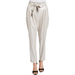 Textil Mulher Calças Gaudi 011FD25031 Cinzento