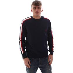 Textil Homem camisolas U.S Polo Assn. 52469 52612 Azul