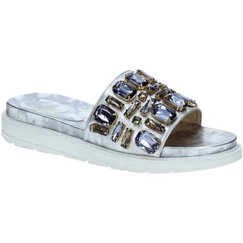 Sapatos Mulher chinelos Byblos Blu 672101 Cinzento