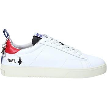 Sapatos Homem Sapatilhas Gas GAM914021 Branco