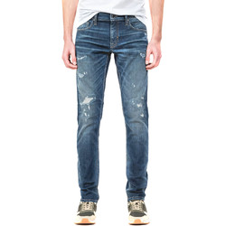 Textil Homem Calças Jeans Antony Morato MMDT00199 FA750218 Azul