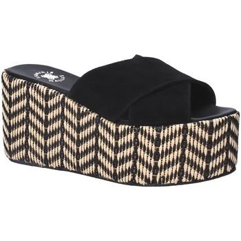 Sapatos Mulher Chinelos Exé Shoes G41007057004 Preto