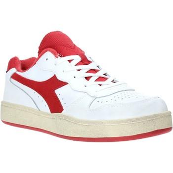Sapatos Homem Sapatilhas Diadora 501175757 Vermelho