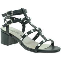 Sapatos Mulher Sandálias Pregunta IL68085-BB Preto
