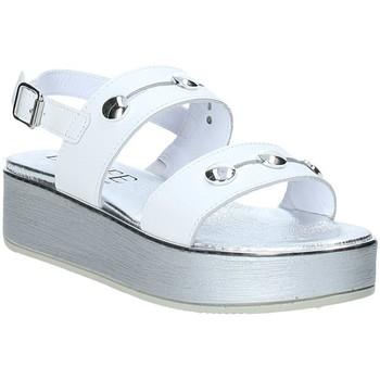 Sapatos Mulher Sandálias Susimoda 285625-01 Branco