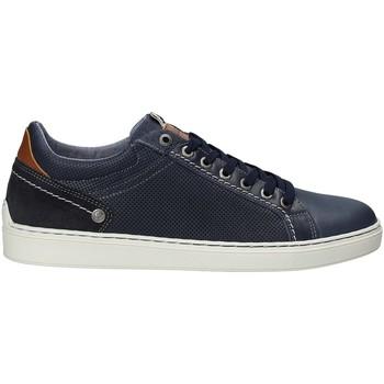 Sapatos Homem Sapatilhas Wrangler WM91021A Azul