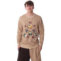 Textil Homem Sweats Sprayground 20SP025 Bege