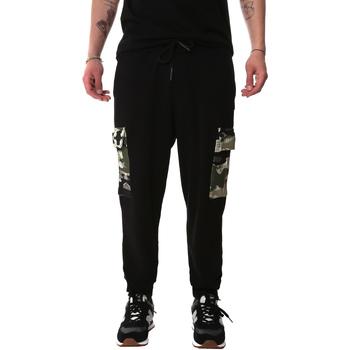 Textil Homem Calça com bolsos Sprayground 20SP017 Preto
