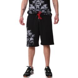 Textil Homem Shorts / Bermudas Sprayground 20SP031 Preto