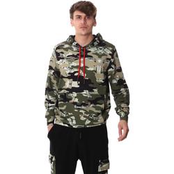 Textil Homem Sweats Sprayground 20SP008 Verde