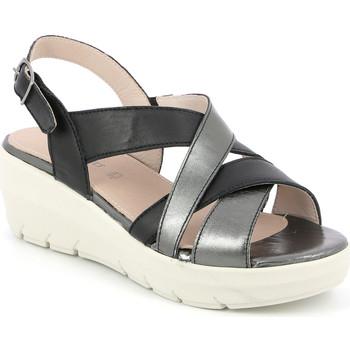 Sapatos Mulher Sandálias Grunland SA1877 Preto