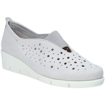 Sapatos Mulher Slip on The Flexx B235_34 Cinzento