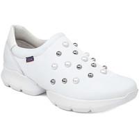 Sapatos Mulher Slip on CallagHan 18701 Branco