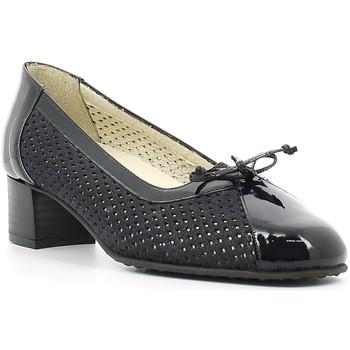 Sapatos Mulher Escarpim Grace Shoes E6301 Azul
