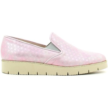 Sapatos Mulher Slip on Grace Shoes AA72 Rosa