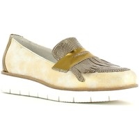 Sapatos Mulher Mocassins Grace Shoes AA51 Ouro