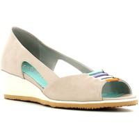 Sapatos Mulher Sabrinas Le Cucche 841304 Bege