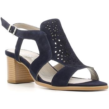 Sapatos Mulher Sandálias Keys 5414 Azul